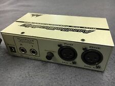 M-Audio Audio Buddly Dual Preamp