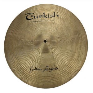 TURKISH-CYMBALS-cymbale-Golden-Legend-16-034-Crash-1079g