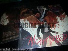 DANNY ELFMAN Nightbreed LP GATEFOLD REISSUE clive barker horror orchestral score
