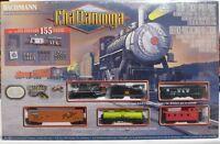 Bachmann Chattanooga Ready To Run Steam Locomotive Ho Scale Train Set 00626
