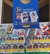 Panini FIFA World Cup Russia 2018 - 60 Stickers (random)