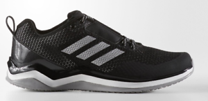 Black Adidas  for Men Speed Trainer 3 Low Top Running and Fashion shoes
