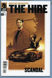 BMW-Films-Presents-The-Hire-1-2004-Matt-Wagner-Dark-Horse-Comics