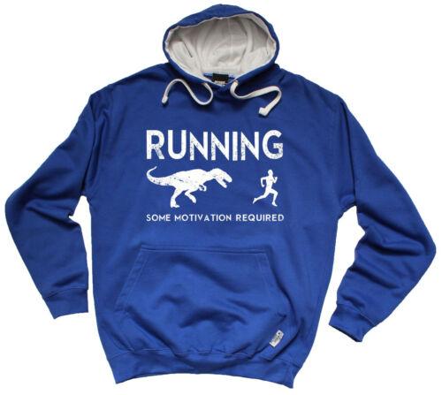 Running Some Motivation Required HOODIE hoody birthday funny fashion running