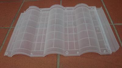 Befangen Verlegen Kunststoff Dachziegel Kunststoff Dachpfanne Plastik Dachziegel Lichtdurchlässig ZuverläSsige Leistung Gehemmt Unsicher Selbstbewusst
