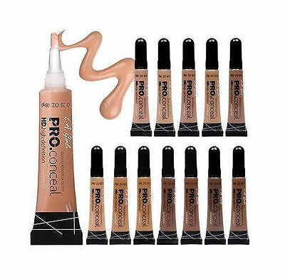 18 Pcs L.A. LA Girl Pro Conceal HD. High Definition Concealer ***FULL SET***