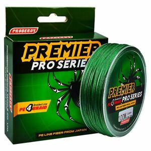 1pcs-Proberos-100M-PE-Braided-Fishing-Line-4-Strands-10-0-100LB-Pound-Fish-Wire