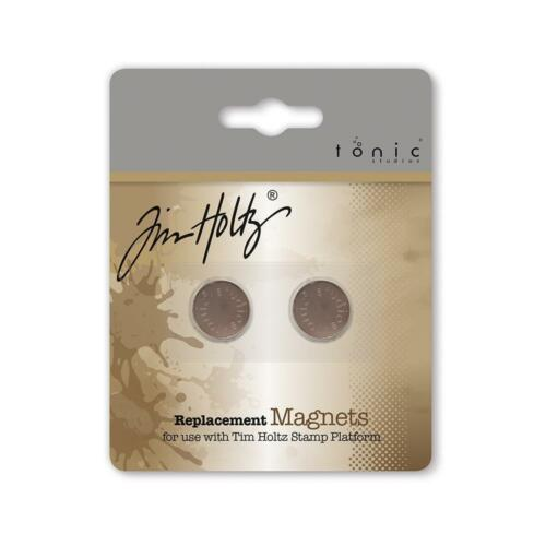 Tonic Studios Replacement Magnets for Tim Holtz Stamping Platform 1709E