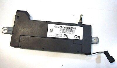 MERCEDES Benz w203 antennes Amplificateur Antenne Amplificateur radio 2038207989