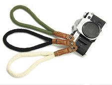 Handmade Camera Wrist strap ring Hand strape for Fujifilm Canon Sony Leica