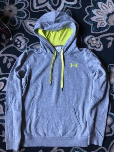 Size Gray Large Under Armour Hoodie 58c5tHZnq