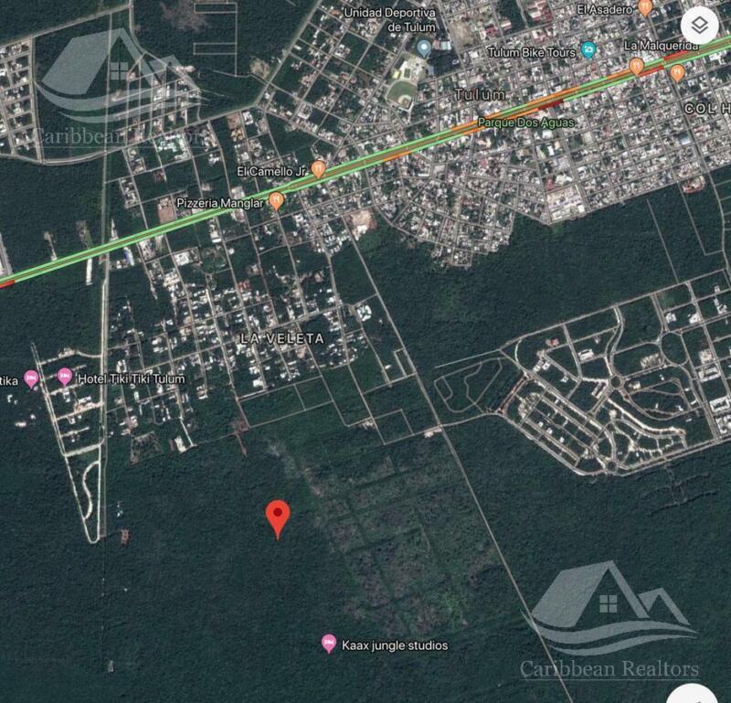 Terreno en Venta en Tulum / Riviera Maya