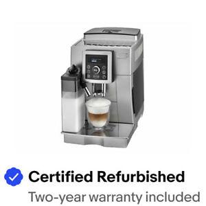 DeLonghi Magnifica S 1 Touch Auto Cappuccino Espresso Machine