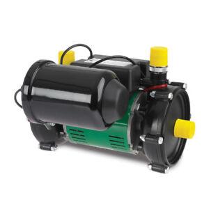 Salamander ESP50 CPV 1.5 bar twin impeller universal pump (negative + positive)