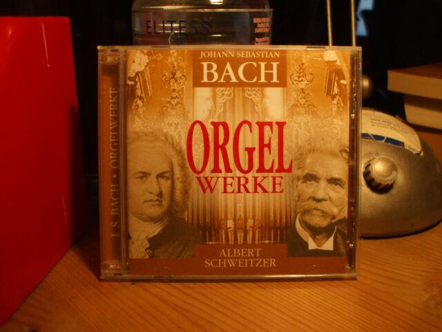 Albert Schweitzer spielt Orgelwerke von J.S.Bach (2010)