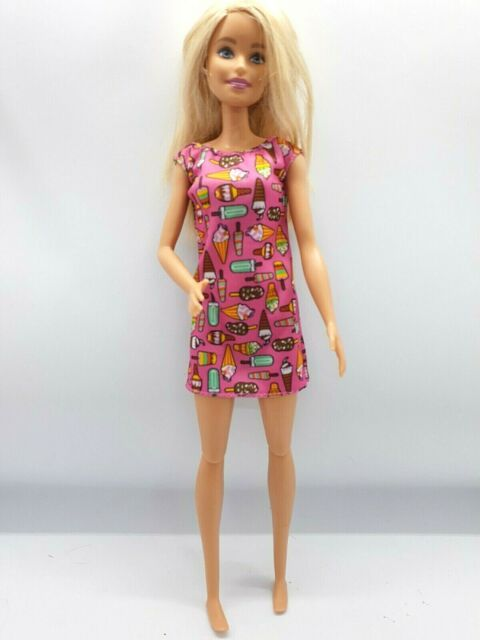 2019 Barbie Doggy Daycare Doll only Blonde #FXHO8 Mattel nice condition  <<<<<<<
