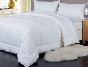 Luxury heavy weight goose down alternative comforter - Home design down alternative comforter ...