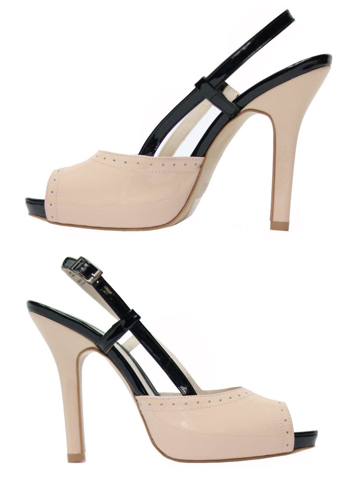 Muga Damen Schuhe Pumps Gr.37 Beige