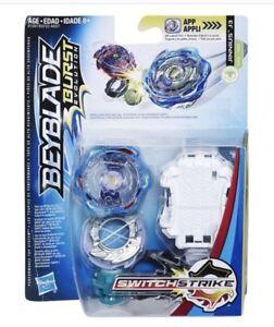 Hasbro-Beyblade-Burst-Evolution-SwitchStrike-Blast-Jinnius-J3-Starter-US-SELLER
