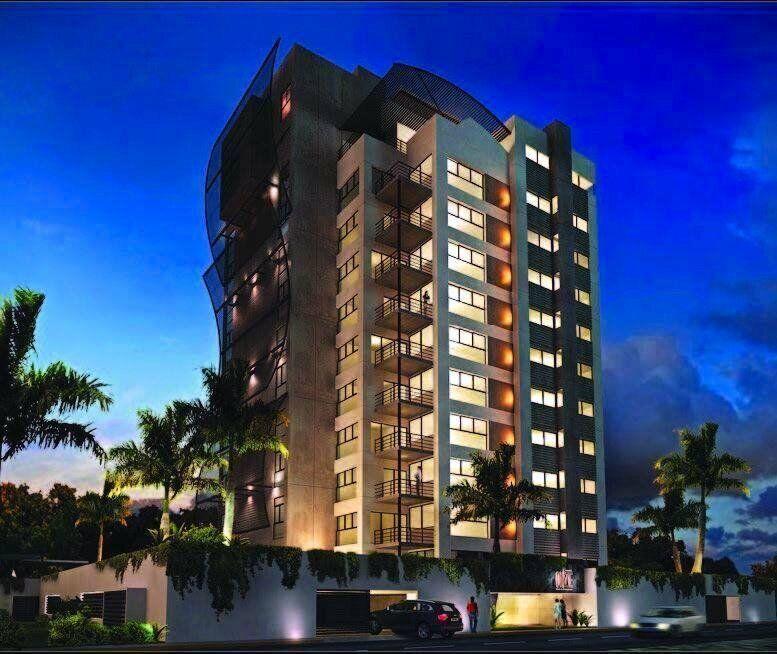 Amplio Departamento en Venta Torre Onze Merida Yucatan cerca City Center y La Isla