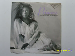 Princess - I'll keep on loving you I'll keep on loving you (Snenza Voce) - Hamburg, Deutschland - Princess - I'll keep on loving you I'll keep on loving you (Snenza Voce) - Hamburg, Deutschland