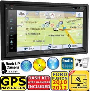 Image Is Loading 2010 12 Ford Fusion Gps Navigation System Usb