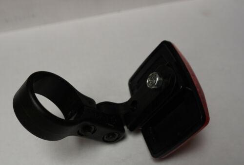 Fahrrad Cateye Reflektor Rückstrahler rot 25,4-27,2 mm A020-278
