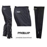 2017 Proquip Aquastorm Black Waterproof Mens Golf Trousers S-m-l-xl-xxl-xxxl