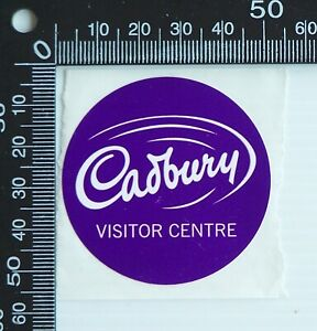 VINTAGE-CADBURY-AUSTRALIA-VISITOR-CENTRE-SOUVENIR-ADVERTISING-PROMO-STICKER