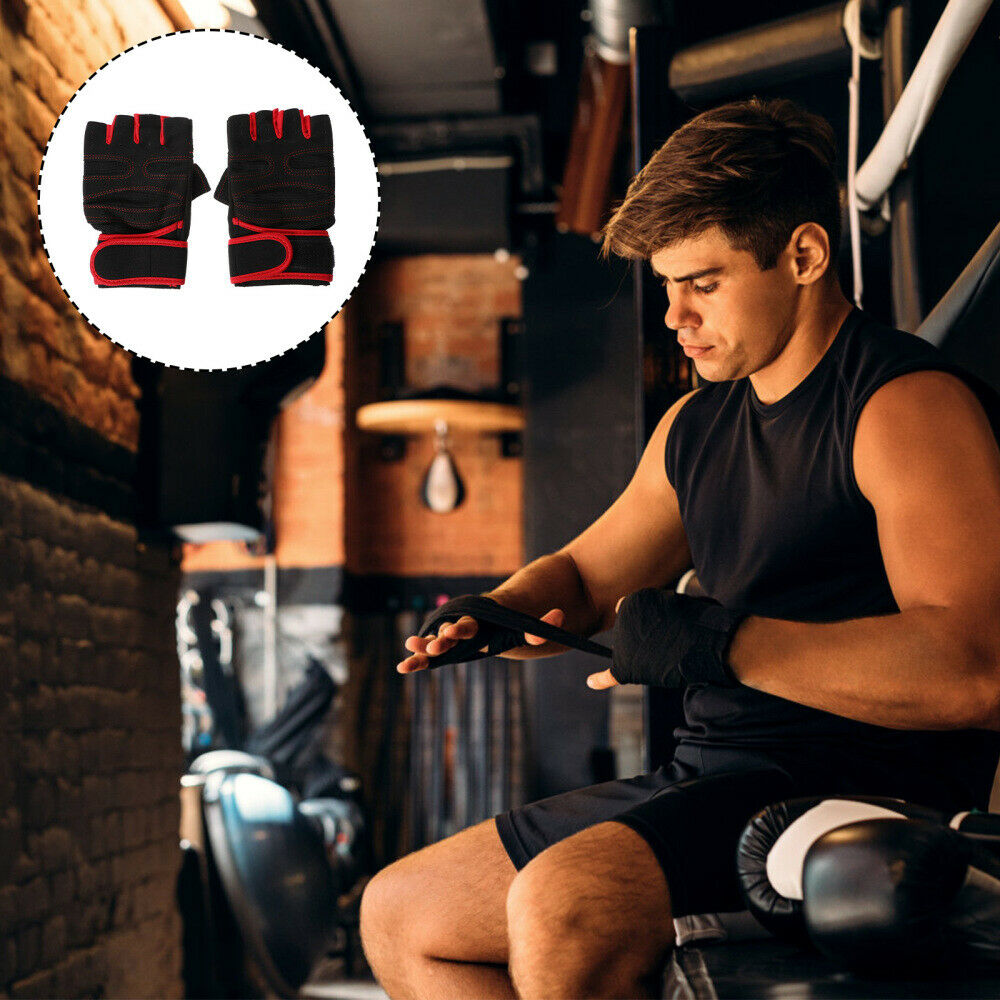 1 Pair Gym for Cycling Sports Exercise Lifting