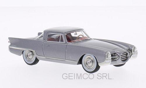 Nash Rambler Palm Beach Coupe Pininfarina 1956 BoS Models 1:43 BOS43420