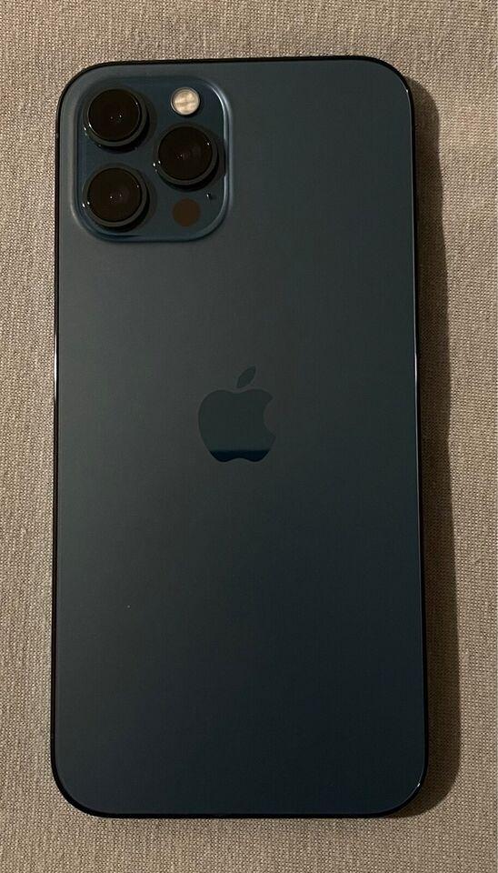 iPhone 12 Pro Max, 128 GB, blå