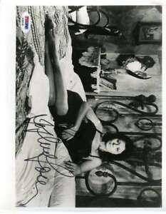 Sophia-Loren-Hand-Signed-Psa-Dna-Coa-8x10-Photo-Autograph-Authentic