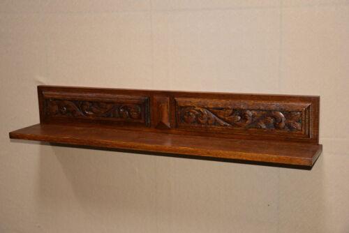 S122 72 cm Länge Regal Antik eklektisch Wandregal Wandboard Wall Shelf