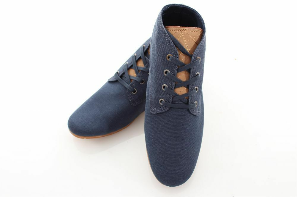 Eleven Paris Paris Eleven bascan zapato Navy Wash 0372c3