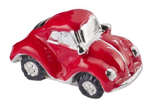 3870290 Dekofigur tortendeko 4,5 cm auto-escarabajo-rojo