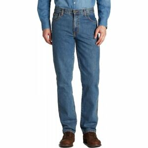 Mens-Wrangler-Texas-Regular-Fit-Stretch-36-034-Leg-Jeans-Stonewash-All-Sizes-Availa