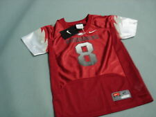 Nike ARKANSAS RAZORBACKS Football Jersey  4T Toddler  Infant New !! Baby
