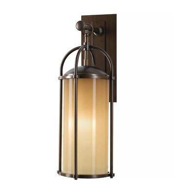 Feiss OL7602ES-LED Dakota Outdoor Wall Lights EspressoNEW FAST FREE SHIPPING