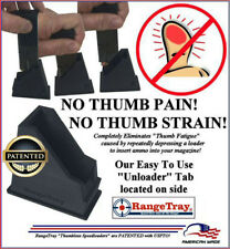 RangeTray Thumbless Magazine Speedloader Ruger Security-9 9mm Lifetime