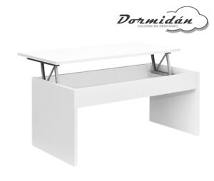 Mesa-de-centro-elevable-MC-5-BLANCA-salon-comedor-mayor-grosor-y-estabilidad