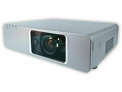 1177 Panasonic PT-FW300U LCD Projector 3500 ANSI HDMI-Adapter Lamp Hours