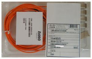 CISCO-40GBE-AOC-to-4SFP-2M-CABLE-QSFP-4x10G-AOC2M-10-2931-02-AFBR-7IER02Z-CS2