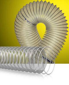 Utile Tubo Poliuretano Spiralato Per Impianti Di Aspirazione Ø 102