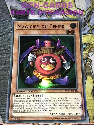 OCCASION Carte Yu Gi Oh MAGICIENNE DES TENEBRES STP1-FR002 SPEED DUEL