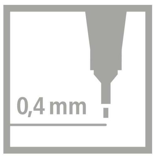 Wählbar im 6er 10er 15er 20er Etui Stabilo Fineliner Point 88-0,4mm
