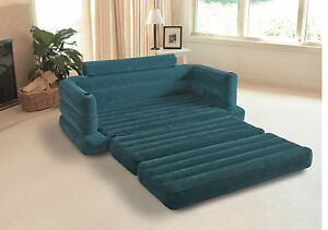 Intex Lifestyle Aufblasbar Ausziehbares Sofa Pull Out Sofa Ebay