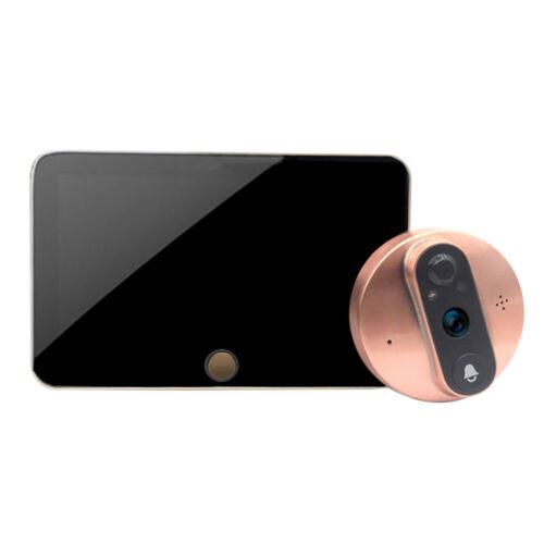 4.3 /'/' WIFI Smart LCD Digital Türspion Kamera Viewer HD Monitor mit E4E8