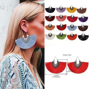 Large-Bohemian-Tassel-Earrings-Women-Handmade-Fringe-Earrings-Statement-Jewelry