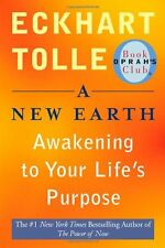 A New Earth : Awakening to Your Life's Purpose by Eckhart Tolle (2008, Paperback)